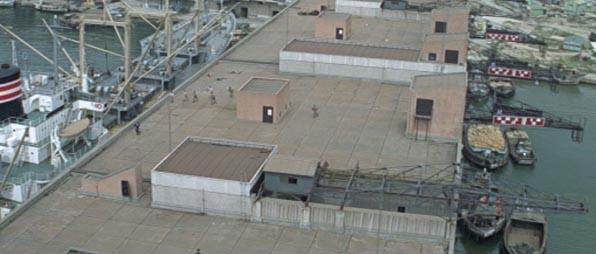 Kobe Docks Scene